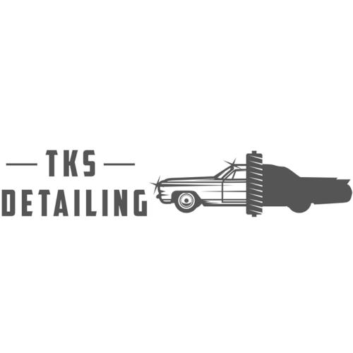 TKS Detailing Logo